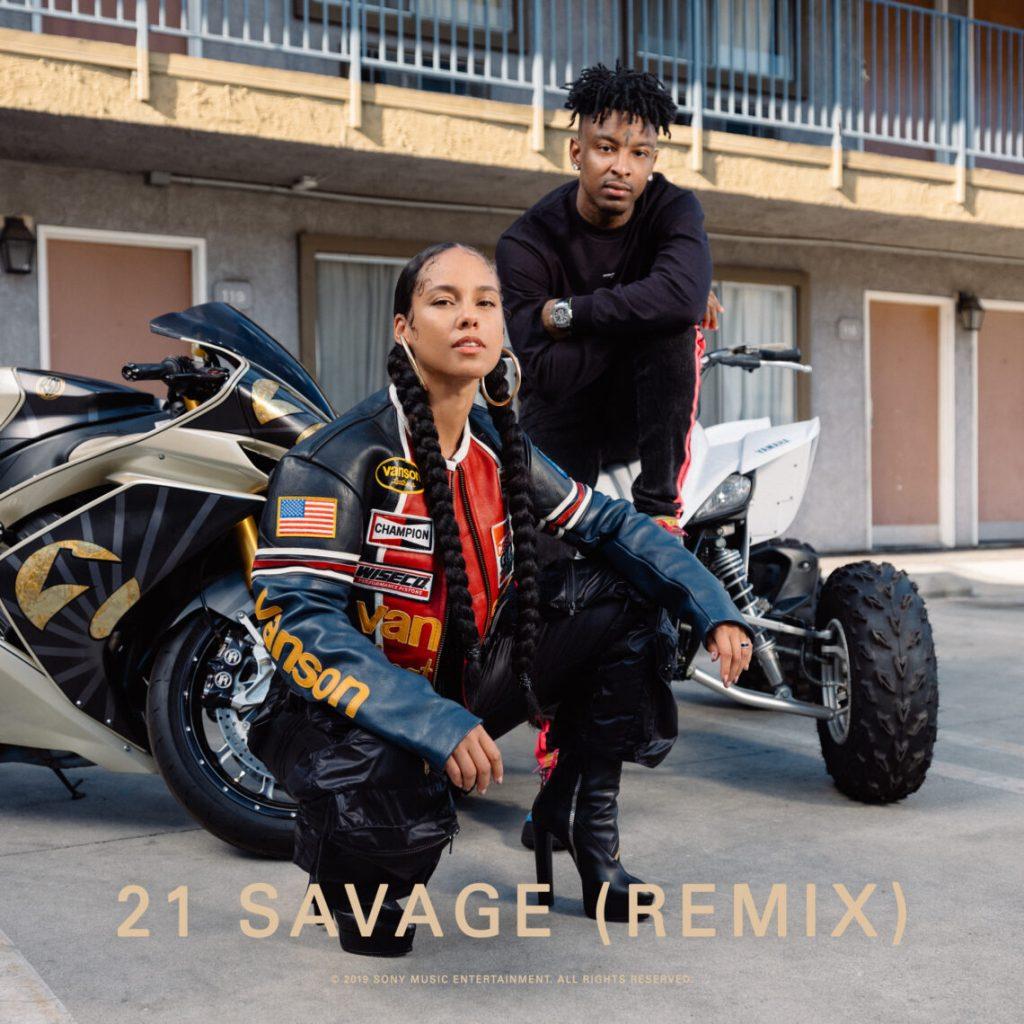 Alicia Keys-21 Savage - Show Me Love Remix