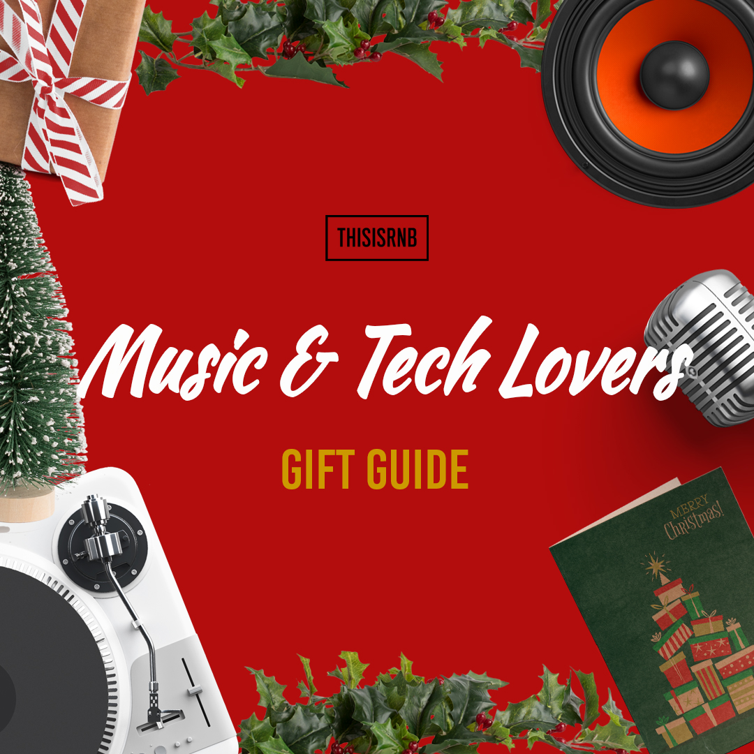 Music & Tech Lovers Gift Guide 2019