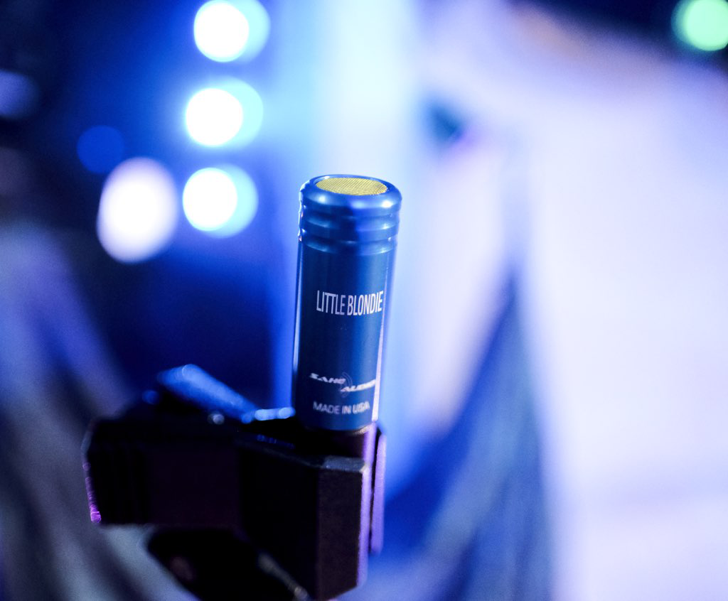 Little Blondie Microphone - Gift Guide 2019