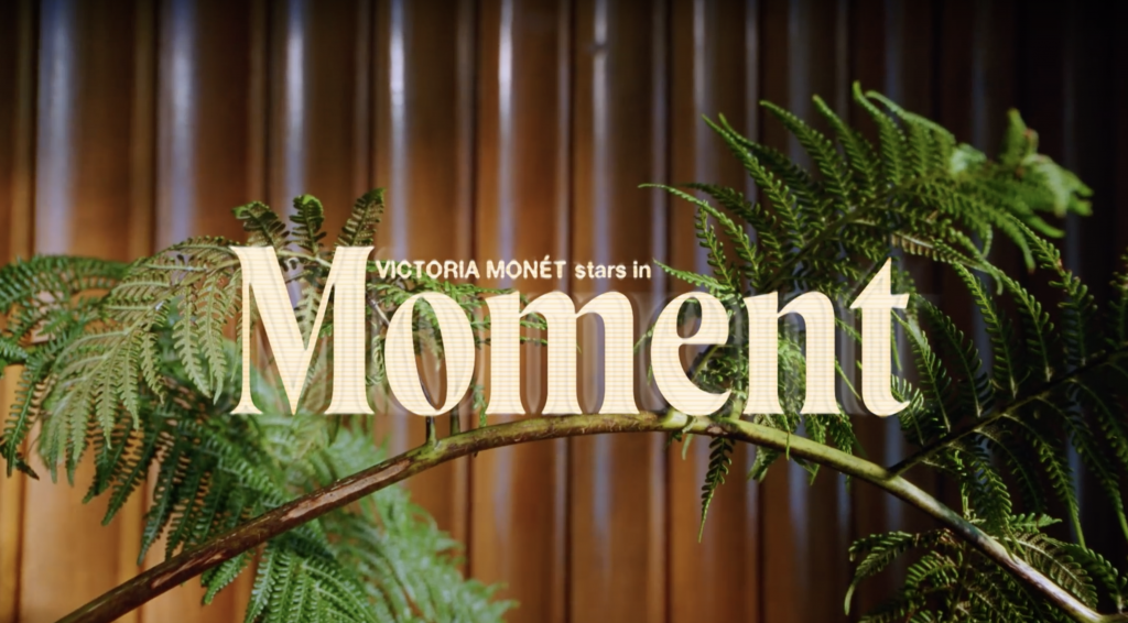Victoria Monet - Moment