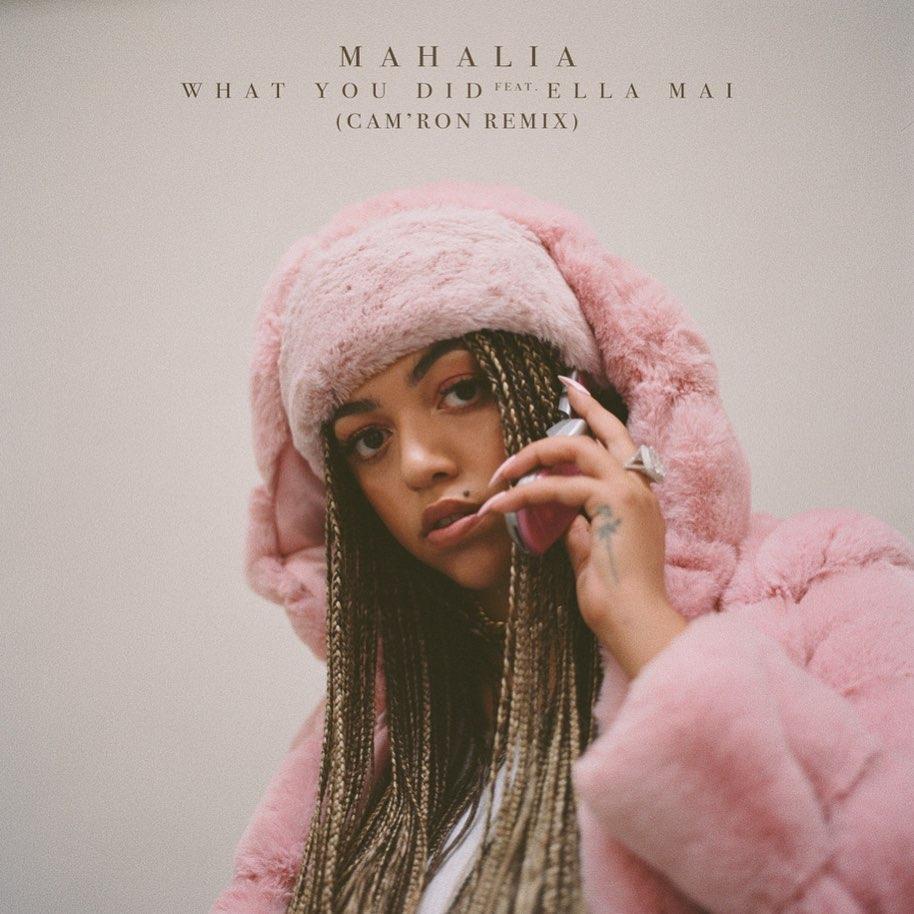 Mahalia-Ella Mai-Cam'ron - What You Did
