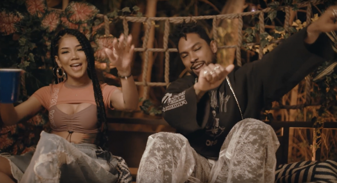Jhene-Miguel-Future - Happiness Over Everything
