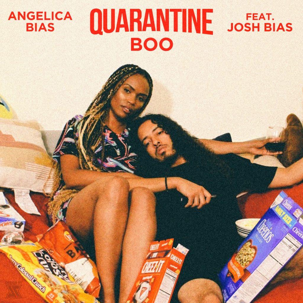 Josh + Angelica - Quarantine Boo