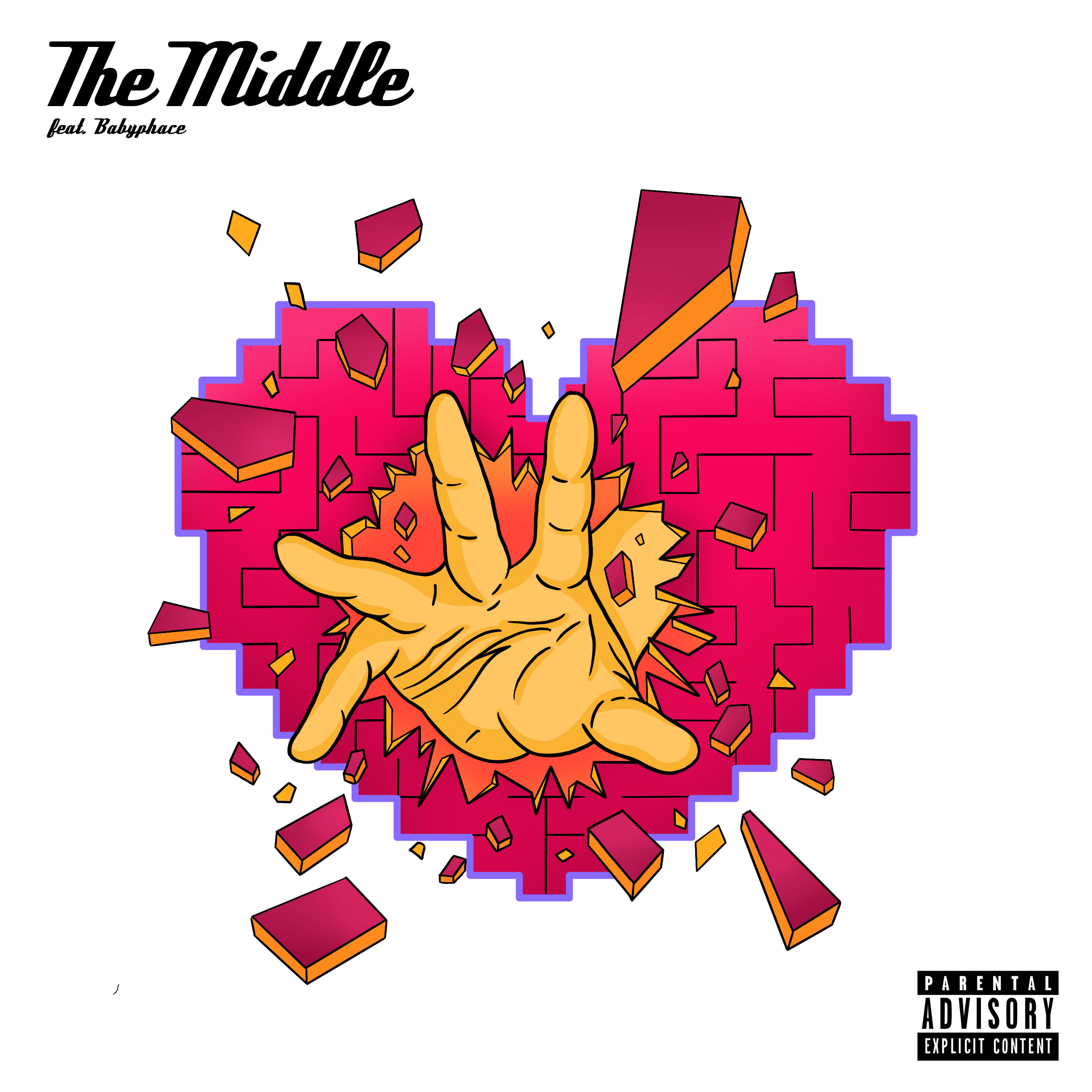 The Middle art work
